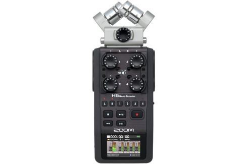 Zoom H6 recorder (B-Stock) #910181 Grabadores digitales portables