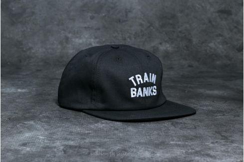 Polar Train Banks Cap Black Strapback