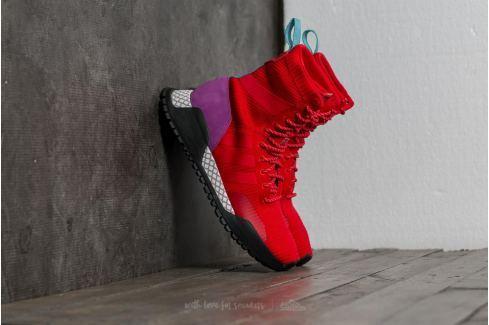 adidas F/1.3 Primeknit Scarlet/ Scarlet/ Shock Purple Zapatillas Hombre