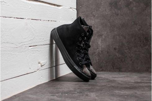 Converse Chuck Taylor All Star Hi Black/ Black/ Black Zapatillas mujer