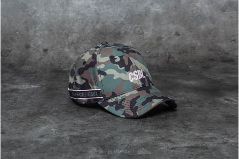 Cayler & Sons CSBL First Division Curved Cap Multicolor Strapback