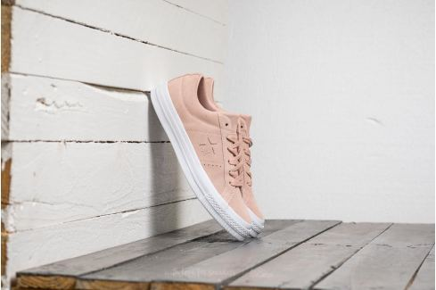 Converse One Star OX Dusk Pink/ Dusk Pink/ White Zapatillas mujer