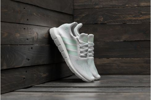 adidas Swift Run W Footwear White/ Grey One/ Ice Mint Zapatillas mujer
