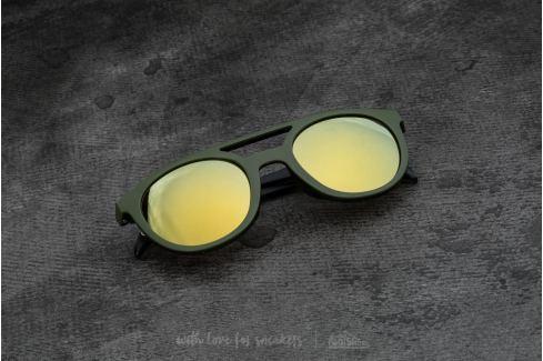 adidas x Italia Independent AOR001 Sunglasses Black/ Sky Led Gafas de sol