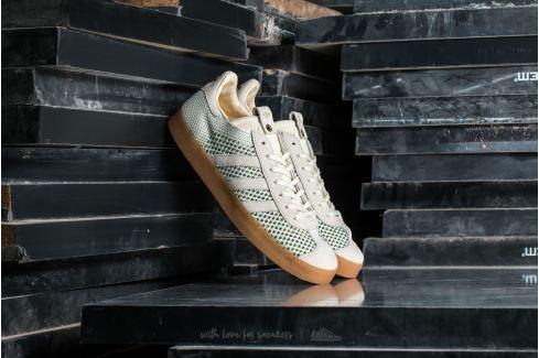 adidas Consortium Gazelle Primeknit x Sneaker Politics Cream White/ Cream White/ Collegiate Purple Zapatillas Hombre