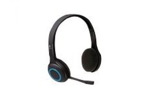 Logitech Wireless Headset H600 Audio