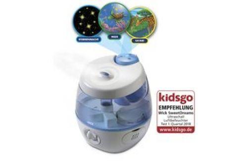 Humidificador frío con proyecto de luz 2 en 1 Sweet Dreams Wick Cuidado del bebé