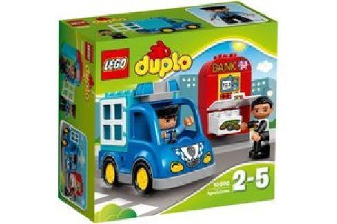 Patrulla de policía LEGO Duplo Juguete para niños